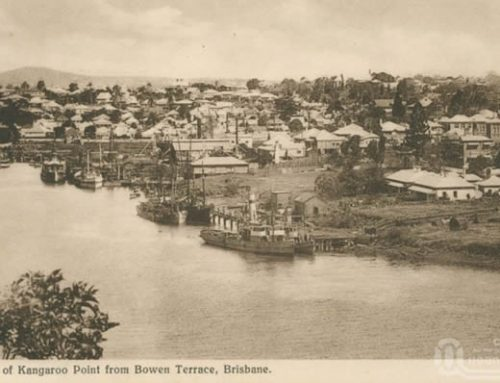 Memories of old Kangaroo Point