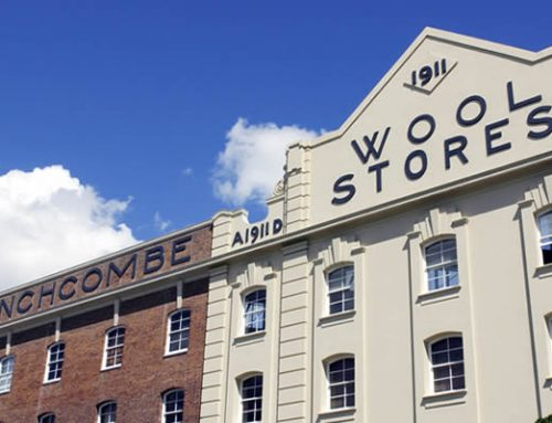 Brisbane Open House – Winchcombe Carson Woolstore and the London Office Tour