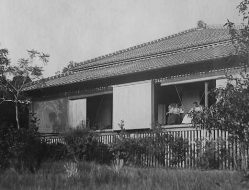 Japanese House in New Farm – Event