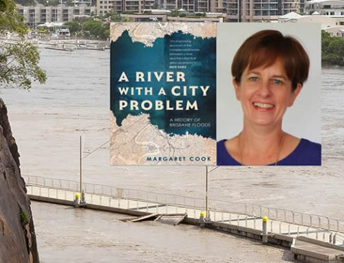 November Speaker:  Dr Margaret Cook — River with a City Problem
