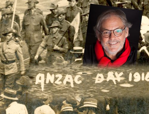 The birth of Anzac Day