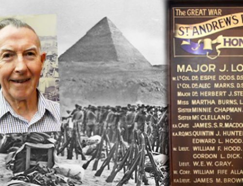 New Farm Anzacs on the Honour Boards