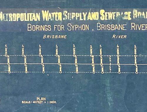 How Brisbane was sewered
